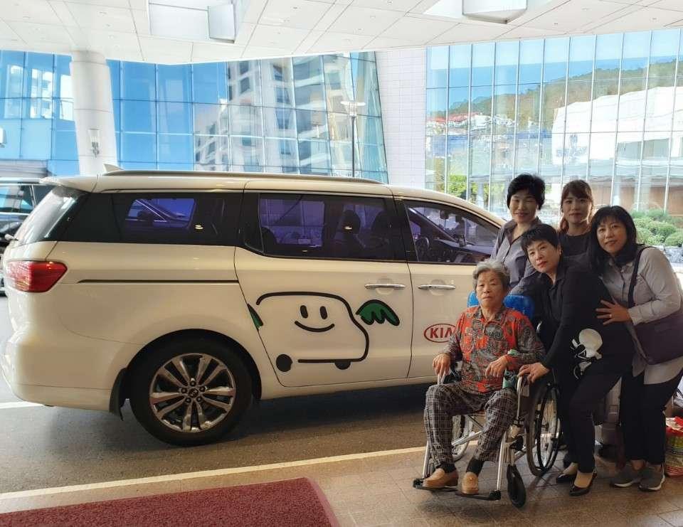 기아자동차 초록여행 감사해요~!!